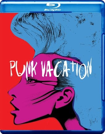 Punk Vacation (Blu-ray + DVD)