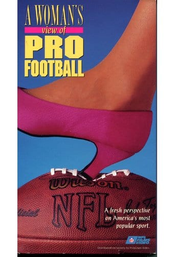 Woman's View Of Pro Football