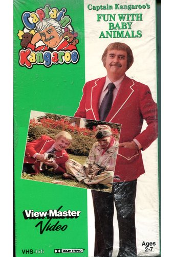 Capt. Kangaroo: Fun With Baby Animals