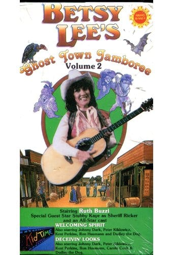 Ghost Town Jamboree Volume 2