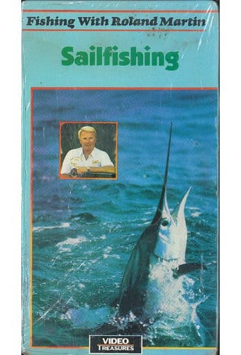 Fishing with roland martin sailfishing vhs 1988 for Roland martin fishing