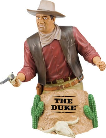 Rio Bravo - Limited Edition Mini Bust