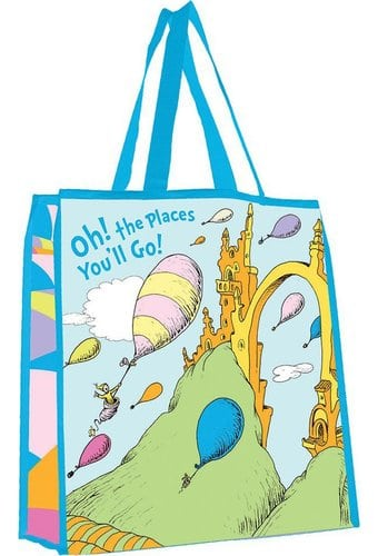 Dr. Seuss - Oh The Places You'll Go! - Large