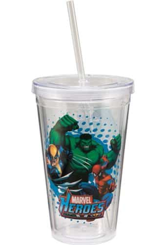 Marvel Comics - 18 oz. Acrylic Travel Cup