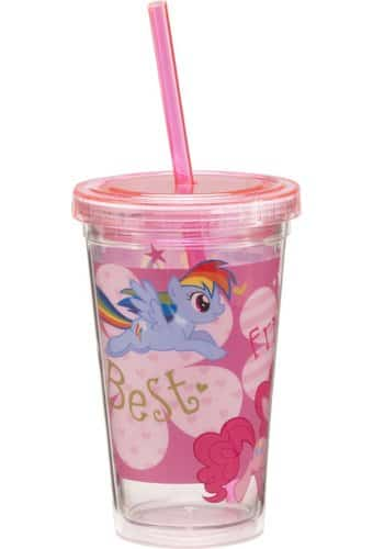 My Little Pony - 12 oz. Acrylic Travel Cup