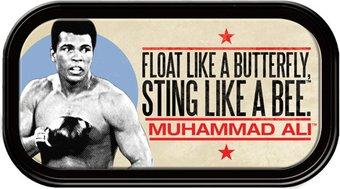 "Boxing - Muhammad Ali: ""Float like a Butterfly"""