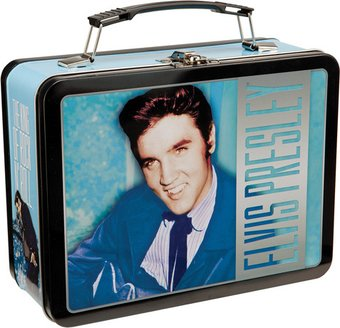 Elvis Presley - Anniversary - Large Tin Tote