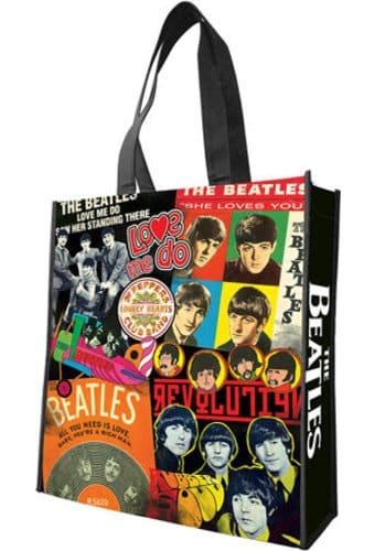 Albums: Large Recycled Shopper Tote