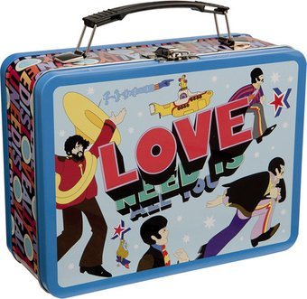 The Beatles - All You Need Is Love: Large Tin Tote