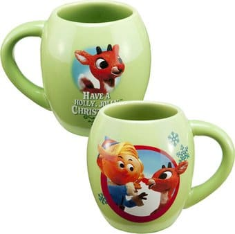Rudolph the Red Nosed Reindeer - 18 oz. Ceramic