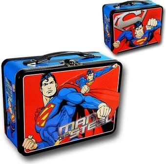 DC Comics - Superman - Large Tin Tote