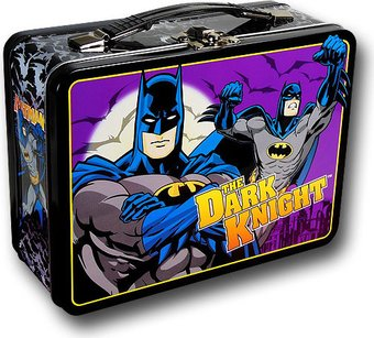 Batman - Dark Knight Large Tin Tote
