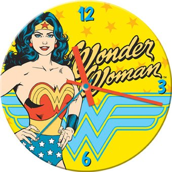 "DC Comics - Wonder Woman - 13.5"" Cordless Wood"