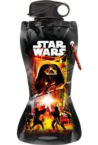 Star Wars - Collapsible 24 oz. Water Bottle