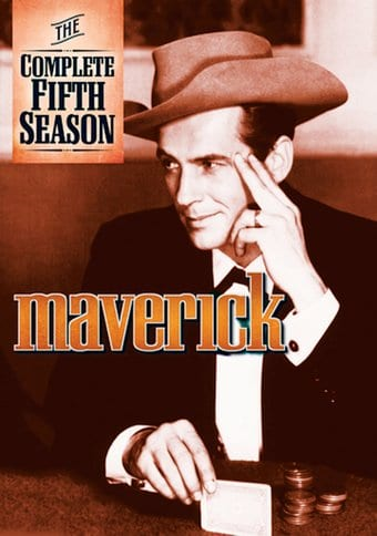 Maverick - Complete 5th Season (3-Disc)