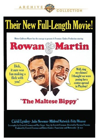 The Maltese Bippy Dvd R 1969 Directed By Norman Panama