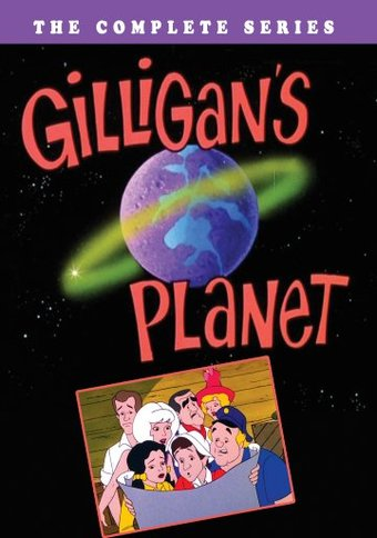 Gilligan's Planet - Complete Series (2-Disc)