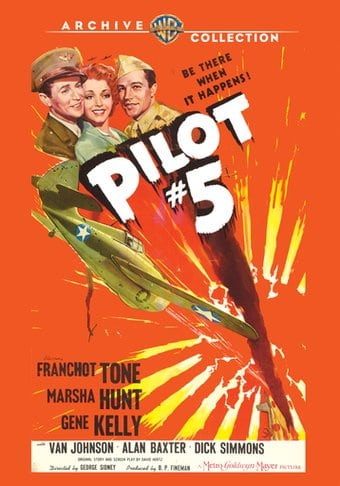 Pilot #5 (Full Screen)