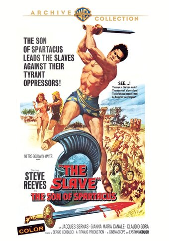 The Slave (Widescreen)