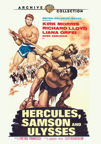 Hercules, Samson and Ulysses (Widescreen)