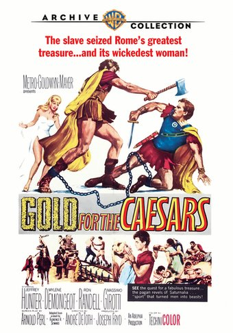 Gold for the Caesars (Widescreen)