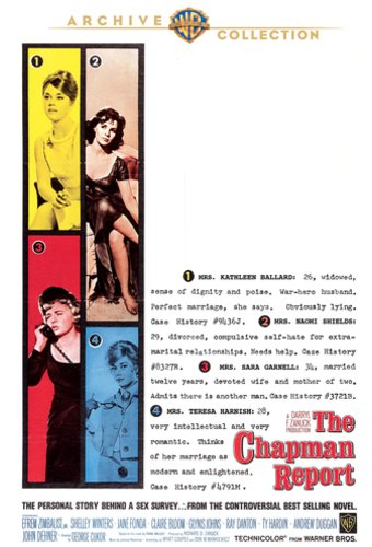 The Chapman Report (Widescreen)