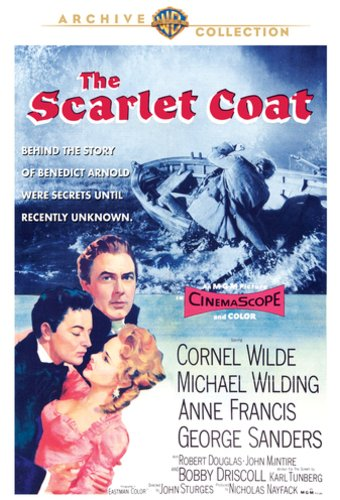 The Scarlet Coat (Widescreen)
