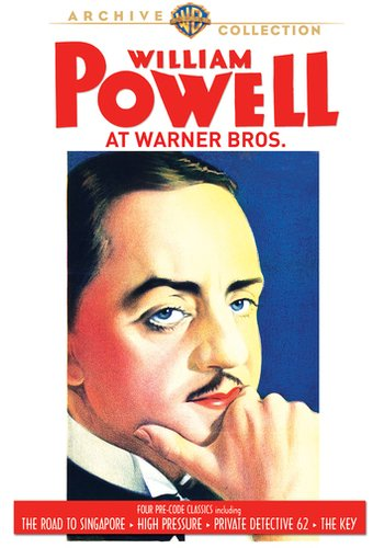 William Powell at Warner Bros. (4-Disc)