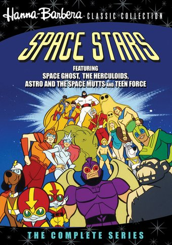 Space Stars - Complete Series (3-Disc)