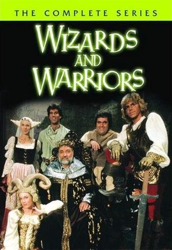 Wizards and Warriors - Complete Series (2-Disc)