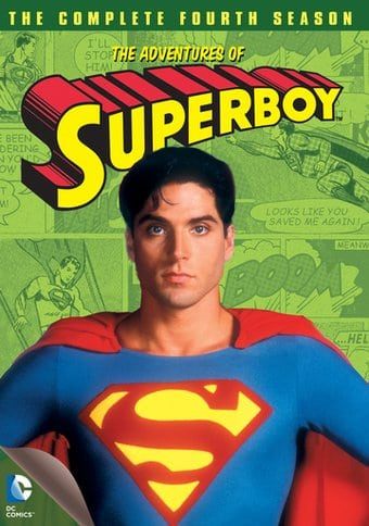 Superboy - Complete 4th Season (4-Disc)