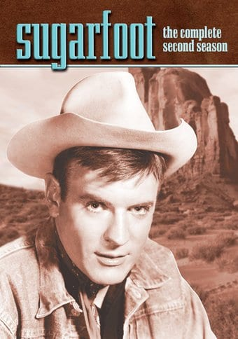 Sugarfoot - Complete 2nd Season (5-Disc)