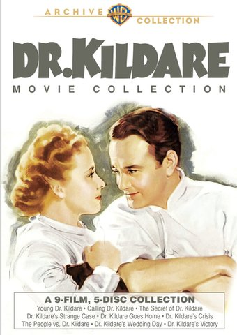 Dr. Kildare Movie Collection (5-Disc)