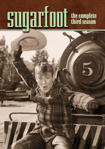Sugarfoot - Complete 3rd Season (5-Disc)