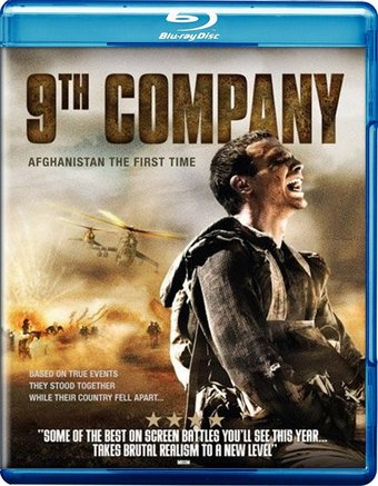 9th Company (Blu-ray)