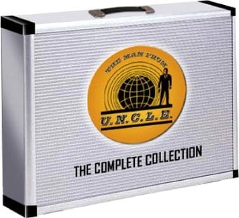 Man from U.N.C.L.E. - Complete Series (41-DVD)