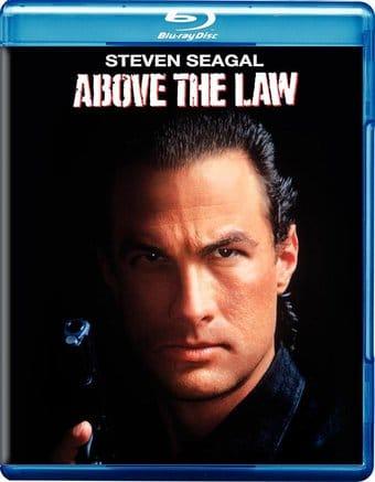Above the Law (Blu-ray)