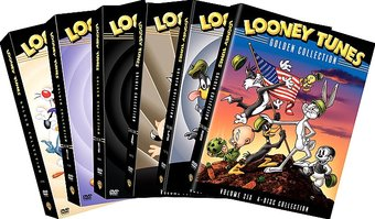 Looney Tunes - Golden Collection - Volumes 1-6