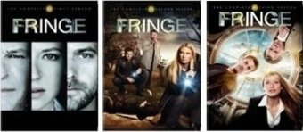 Fringe - Seasons 1-3 (19-DVD)