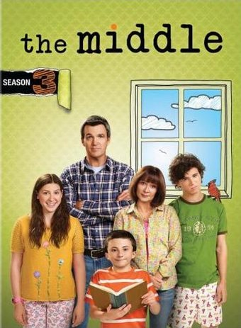 The Middle - Season 3 (3-DVD)
