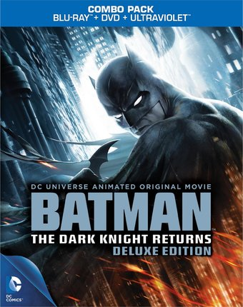 Batman: The Dark Knight Returns (Blu-ray + DVD)