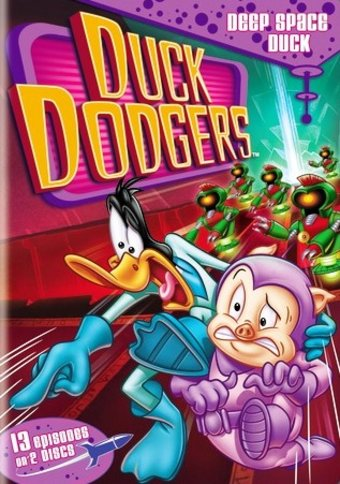 Duck Dodgers: Deep Space Duck - Season 2 (2-DVD)