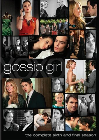Gossip Girl - Complete 6th Season (Final) (3-DVD)