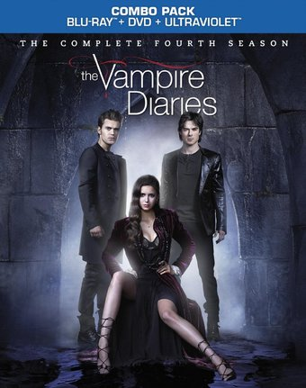 Vampire Diaries - Season 4 (Blu-ray)
