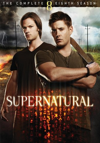 Supernatural - Season 8 (6-DVD)