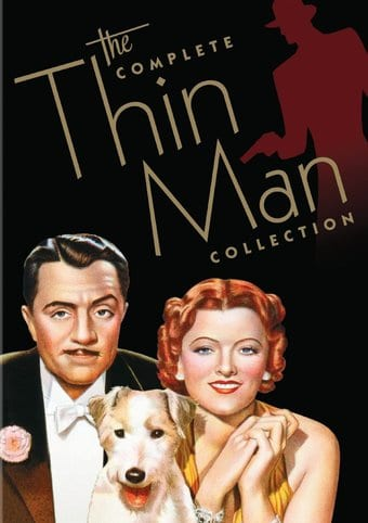 The Thin Man - Complete Thin Man Collection (The