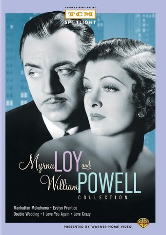 Myrna Loy and William Powell Collection (Double
