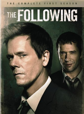 The Following - Complete 1st Season (4-DVD)