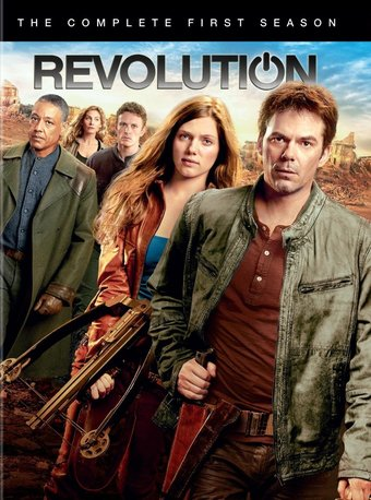 Revolution - Complete 1st Season (5-DVD)