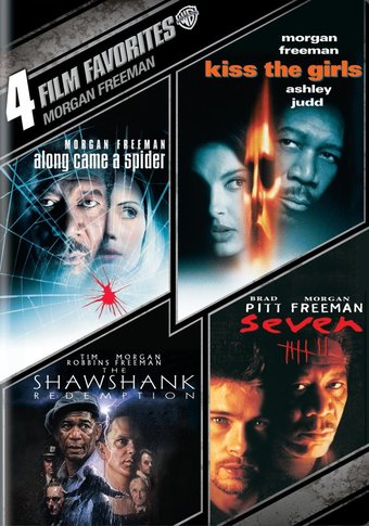 Morgan Freeman: 4 Film Favorites (Along Came a